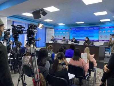 Пресс-конференция по предварительному отчету долгосрочного наблюдения