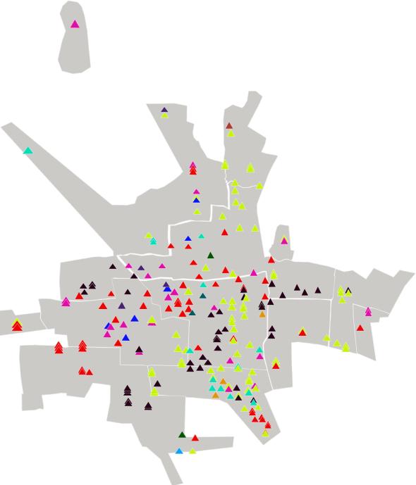 Выборы в Бишкекский кенеш. Как партии поделили город и какие районы повлияли на итоги