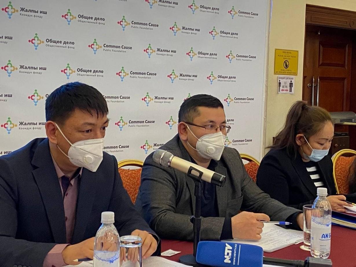 «Общее дело»: Предварительное заявление по результатам независимого наблюдения за досрочными выборами президента Кыргызской Республики